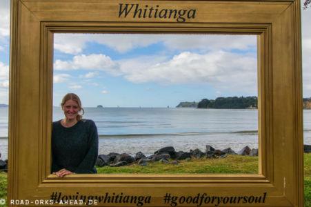 Whitianga Porträt