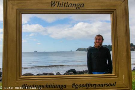 Whitianga Porträt die zweite