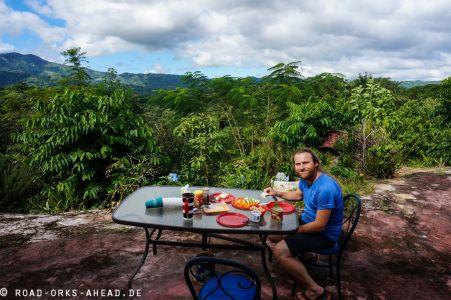 Utuado - mitten im Wald