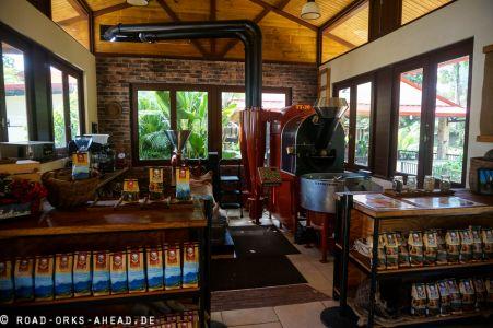 Kaffee Hacienda Munoz