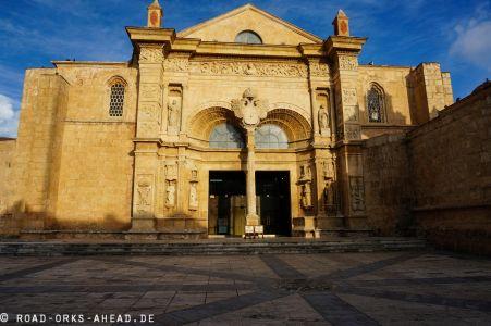 Santo Domingo - Cathedral Primada De America