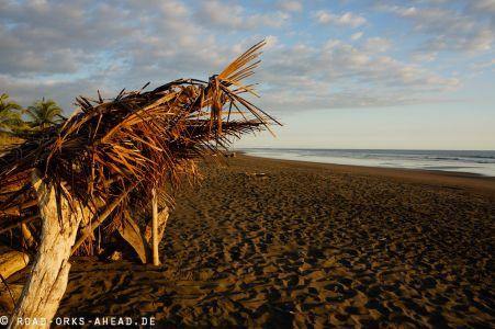 Strandunterkunft