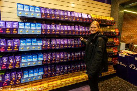 Cadbury Schokoladenfabrik, Dunedin