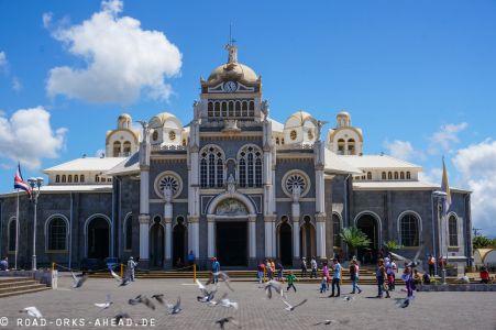 Cartago beeindruckenste Kirche...