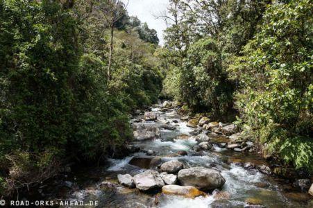 Bergregion Boquete