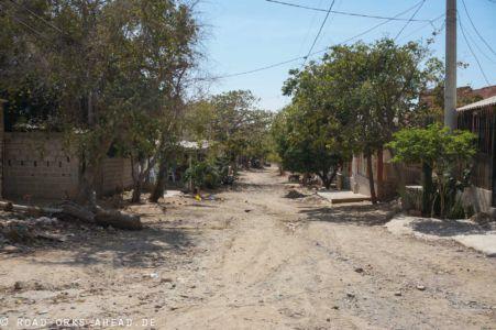 Taganga - Touristenhochburg, merkt man aber nicht