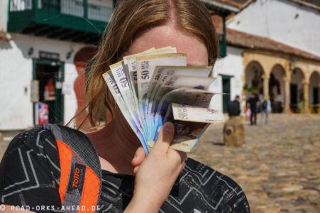 Der Betrag in Euro wär was!