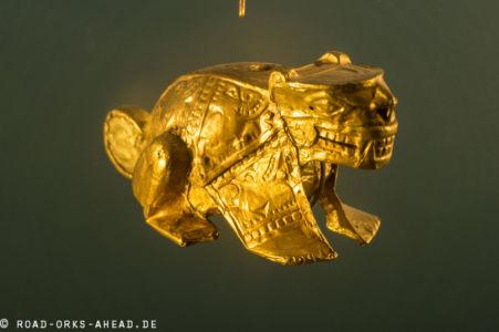 Präkolumbianische Goldfunde