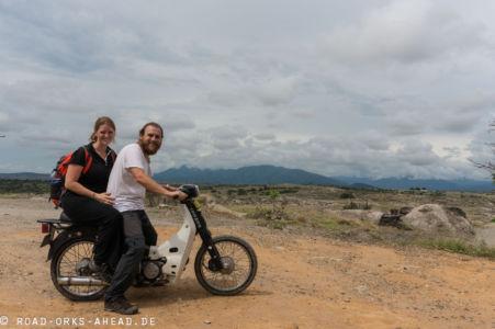 Unterwegs in Desierto de la Tatacoa