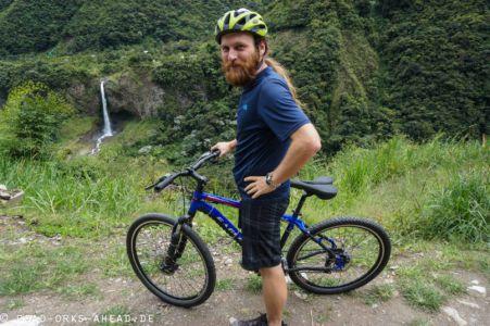 Fahrradtour durchs Tal