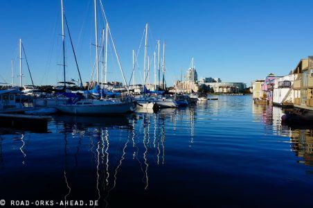 Hafen Victoria