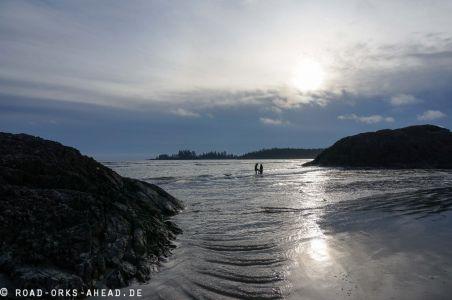 Sonnenuntergang Pacific Rim