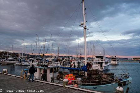 Hobart Fischerhafen