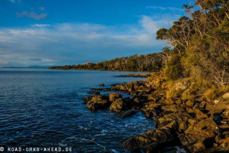 Cockle Creek, Tasmanien