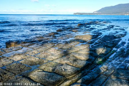 Tessellated Pavement, Forestier Peninsula