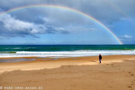 Regenbogen - Ninety Mile Beach