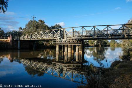 Sale Swing Bridge