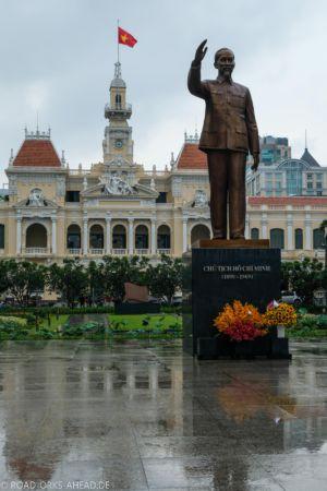 Hi Chi Minh Personenkult