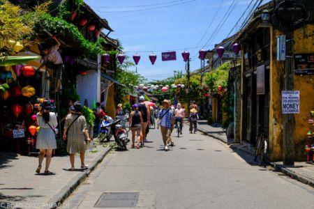 Hoi An's Straßen