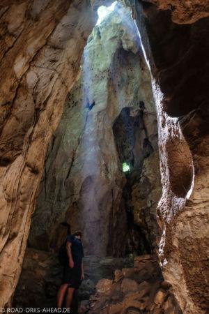 Marmorhöhle