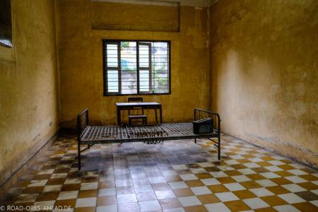 Toul Sleng Genozid Museum