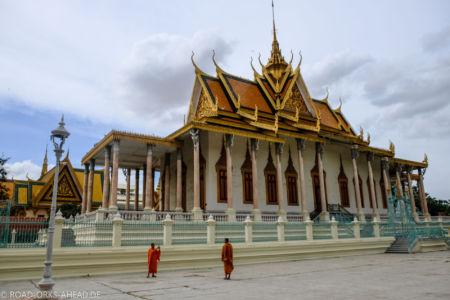 Palast in Phnom Penh