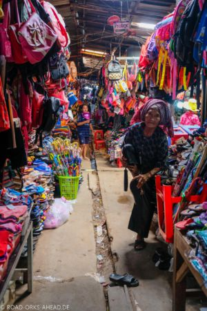 Markt - Kambodscha
