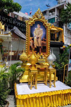 Maha Vajiralongkorn - neuer König von Thailand