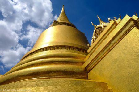 Goldener Tempel - Wat Phra Kaeo