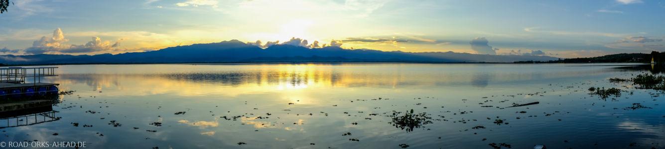 Kwan Phayao - größter Süßwassersee Nordthailands