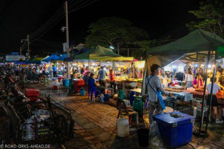 Phayao Freitagsmarkt