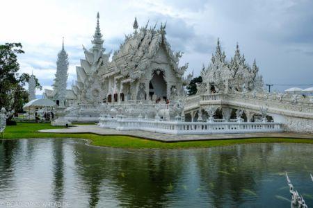 Weißer Tempel Chiang Rai (Wat Rong Khun)