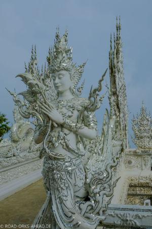 Weißer Tempel