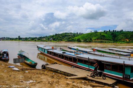 Mekong Slow Boats