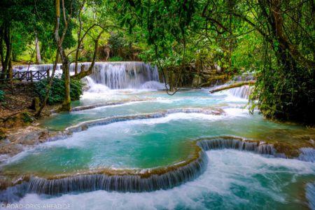 Kung Si Wasserfälle
