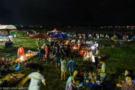 Bun Nam River Festival, Vientiane