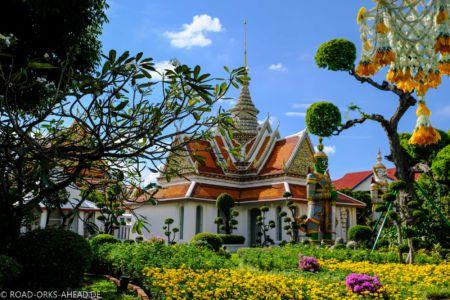Bangkoks Tempel