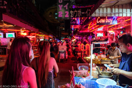 Partymeile Bangkok