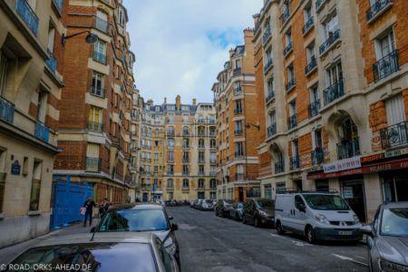 Pariser Straßen