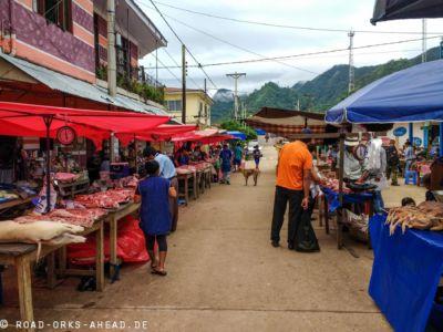 Markt in Rurrenabaque